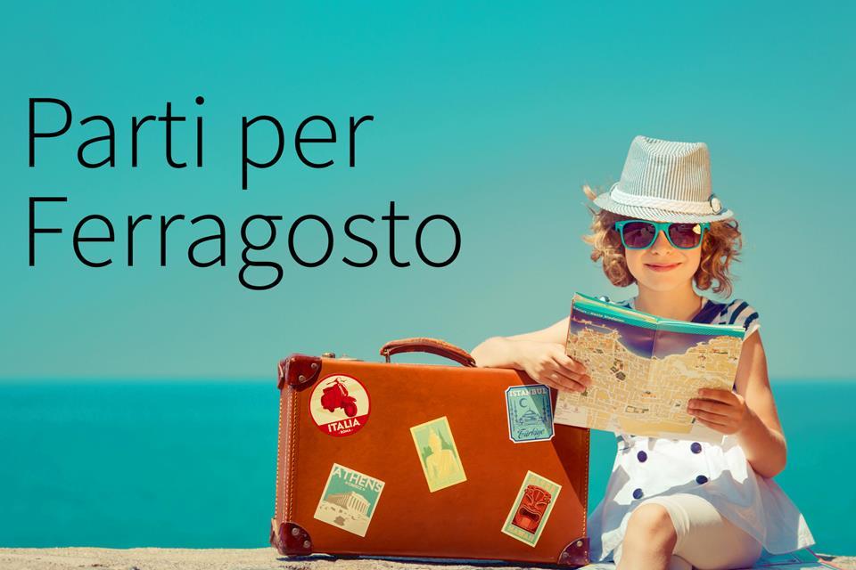 Bambina con valigia - Fotolia 111613478