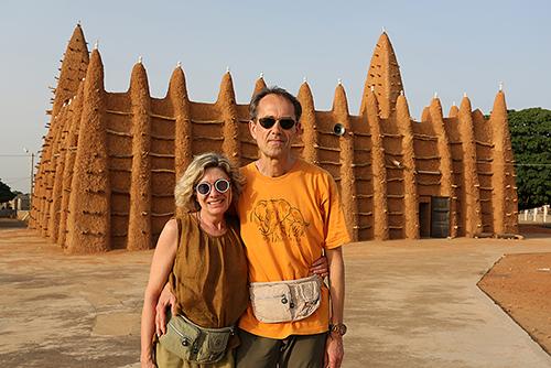Bruno e Anna in Costa D'Avorio
