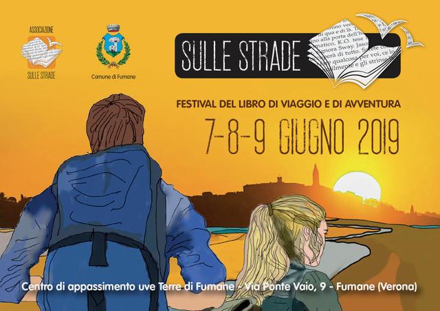 Cartolina SulleStrade 2019-fronte