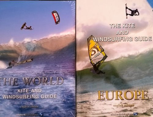 "Le guide ""KITE and WINDSURFING"" della Stoked"