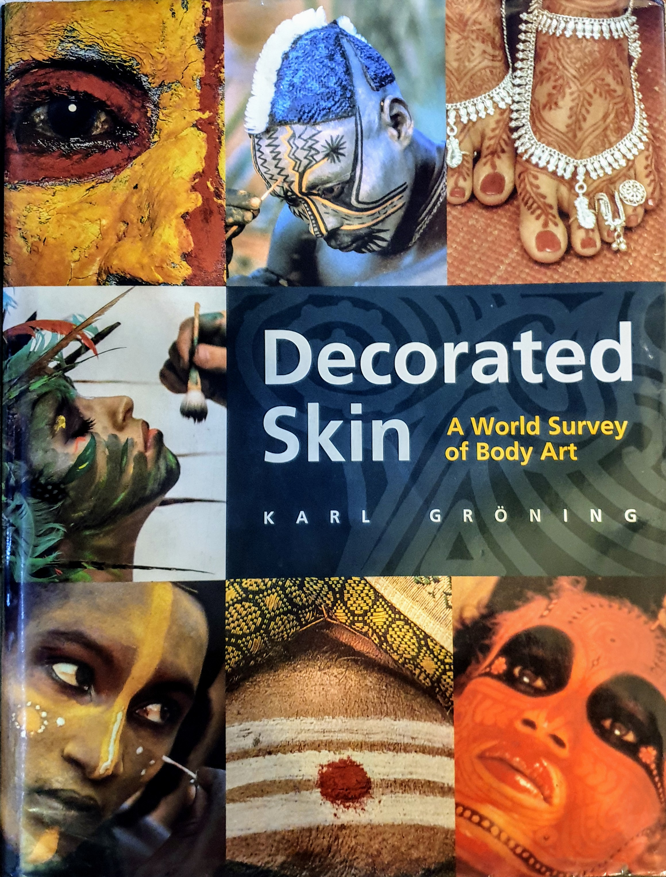 Introvabilia - Decorated Skin