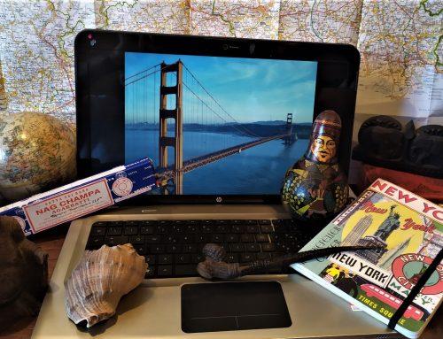 Un regalo originale ? Un Laboratorio di scrittura di viaggio online !