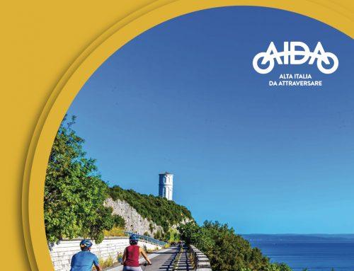 La Ciclovia AIDA da Verona a Trieste, giovedì 18 \6 h 19,30
