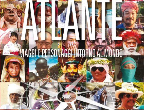 """Presentazione di """"Atlante"""" di e con Corrado Ruggeri,  7 agosto h 21 a Villa Venier di Sommacampagna"""
